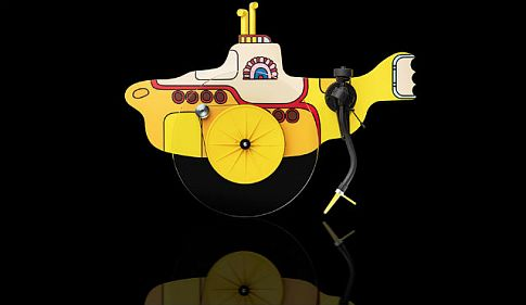 Проигрыватель винила Pro-Ject The Beatles Yellow Submarine