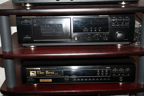 MARANTZ CD 63 MK2 KI SIGNATURE CD PLAYER