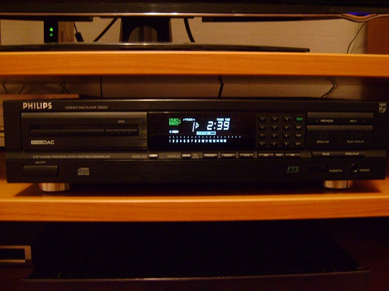 Philips CD 820 Sugden masterclass pdt4
