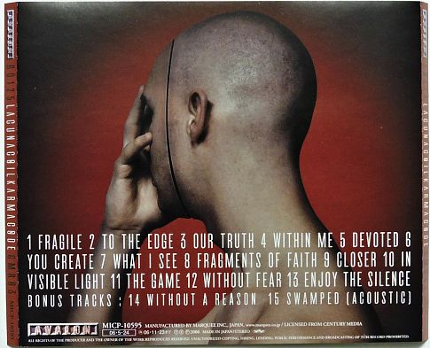 LACUNA COIL - Karmacode / Japan CD
