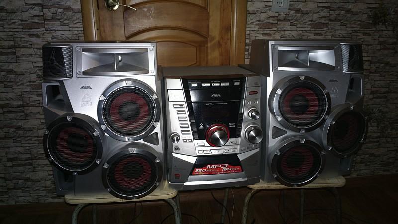 фото музыкальный центр айва