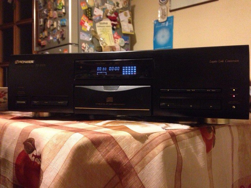 Pioneer PD-S703