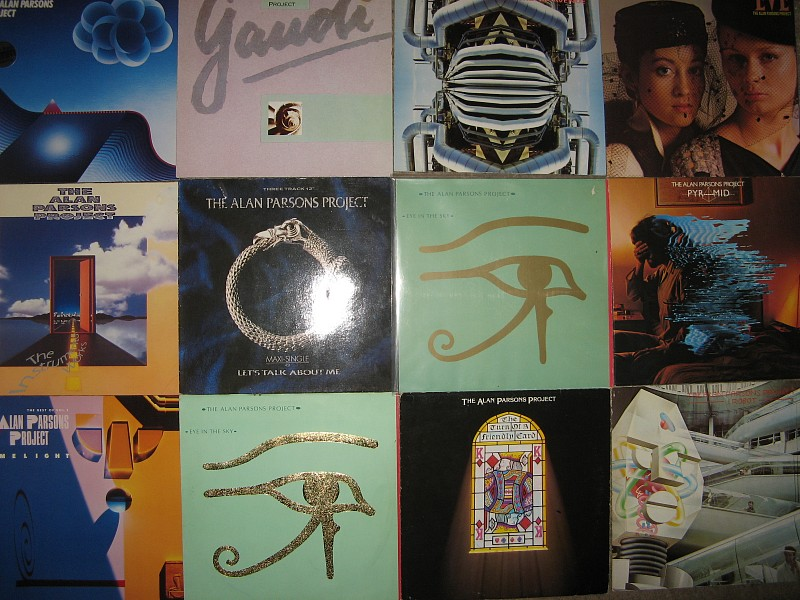 LP    Alan Parsons Project
