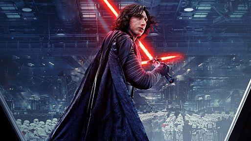 «Звёздные войны: Последние джедаи» / Star Wars: The Last Jedi (2017)
