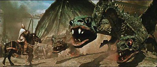 Змей Горыныч, «Илья Муромец» (1956)