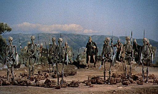 Скелеты, «Ясон и аргонавты» / Jason and the Argonauts (1963)