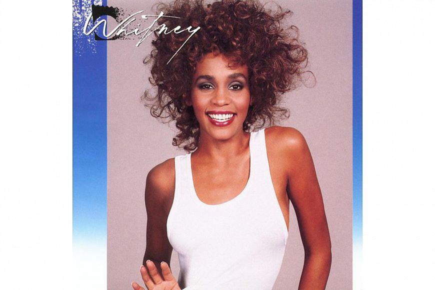 """Whitney Houston """"Whitney"""" (1987) Arista"""