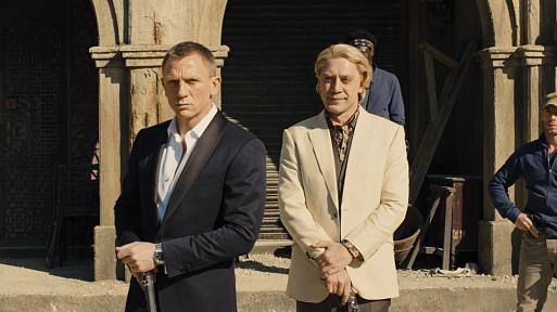 3. «007: Координаты Скайфолл» / Skyfall (2012)