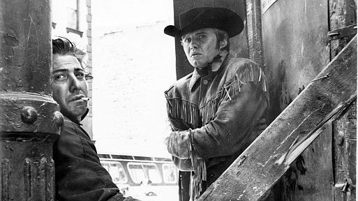 5. Полуночный ковбой / Midnight Cowboy (1969)