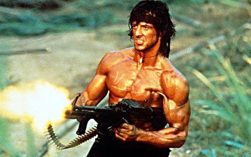 6. Рэмбо: Первая кровь 2 / Rambo: First Blood Part II (1985)