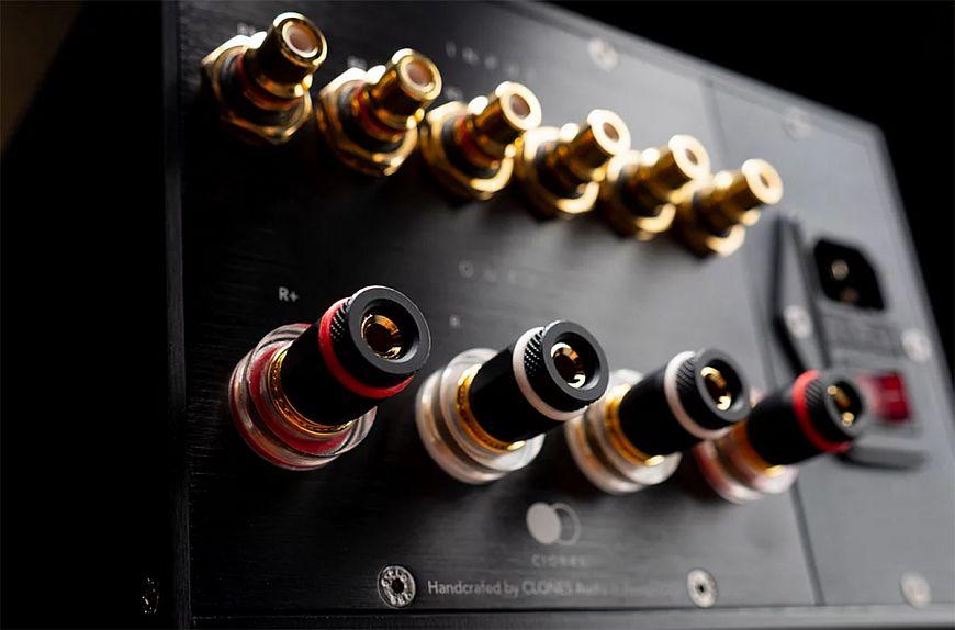 Интегральный усилитель Clones Audio 25iRX