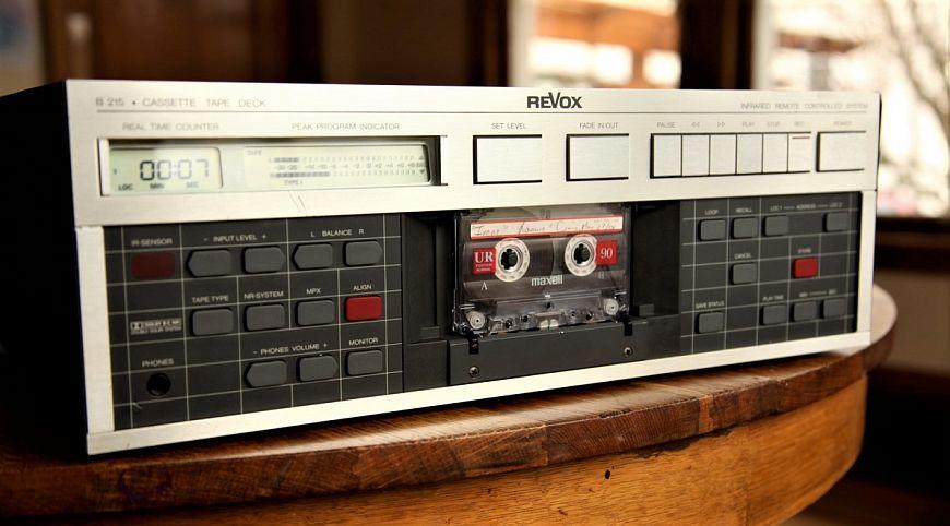 10 самых технически сложных кассетных дек