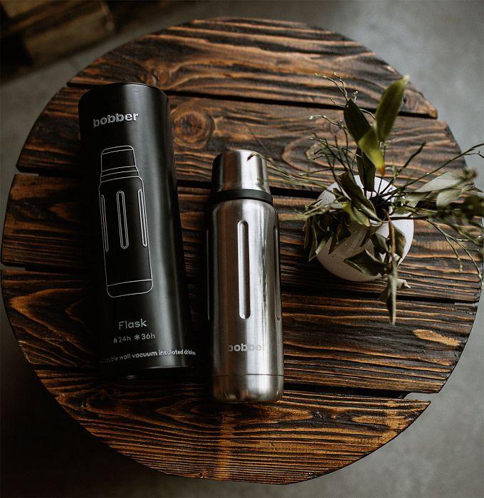 Термосы Flask от Bobber