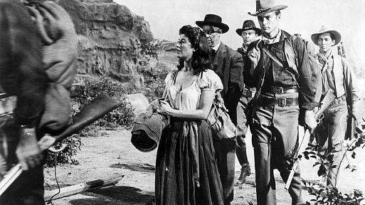 «Засада на перевале Симаррон» / Ambush at Cimarron Pass (1958)