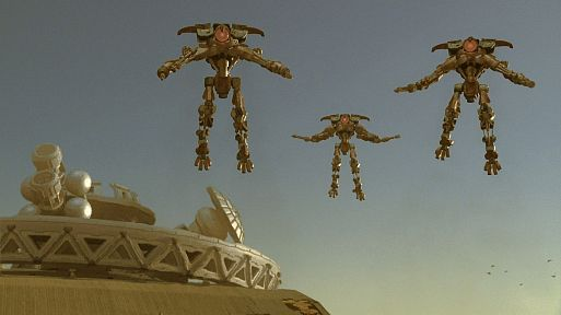 «Трансморферы» / Transmorphers (2007)