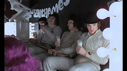 «Заводной апельсин» / A Clockwork Orange (1971)