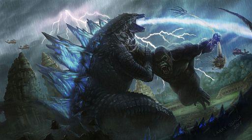 Годзилла против Конга / Godzilla vs. Kong (2020)
