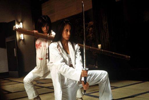 «Боевые ангелы» / Xi yang tian shi (2002)