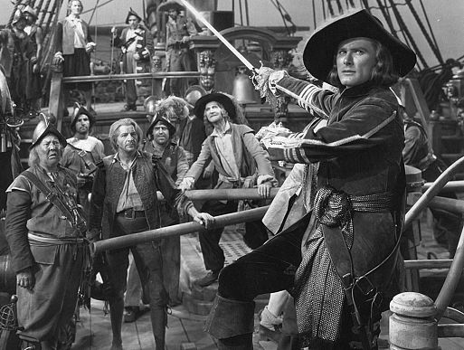 «Одиссея капитана Блада» / Captain Blood (1935)