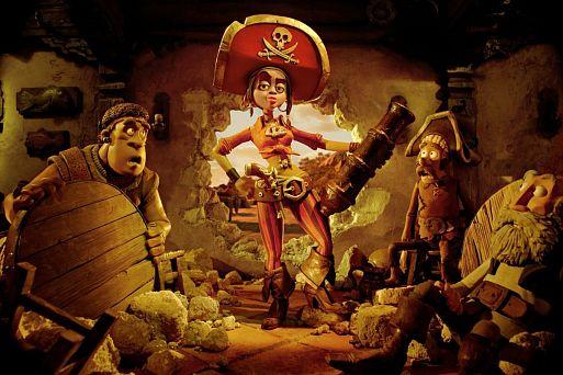 «Пираты! Банда неудачников» / The Pirates! Band of Misfits (2012)