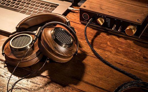 Наушники Klipsch HP-3 и усилитель Heritage Headphone Amp