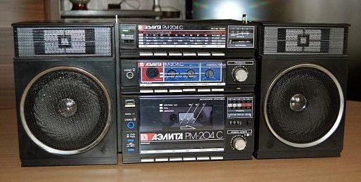 Топ 10 советских бумбоксов 1980-х