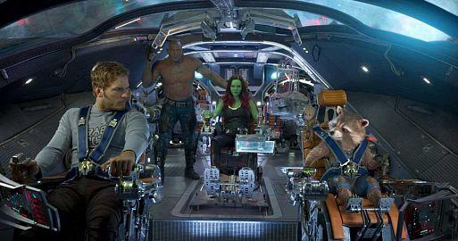«Стражи галактики» / Guardians of the Galaxy (2014)