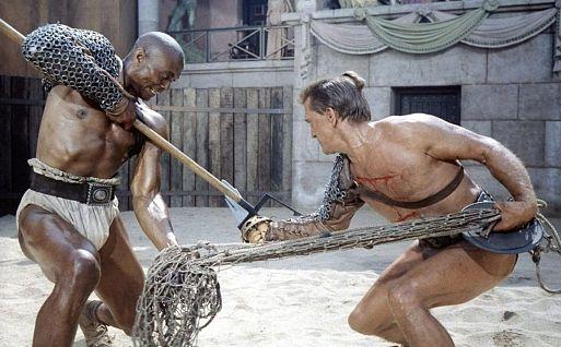 5. «Спартак» / Spartacus (1960) – 63 миллиона зрителей