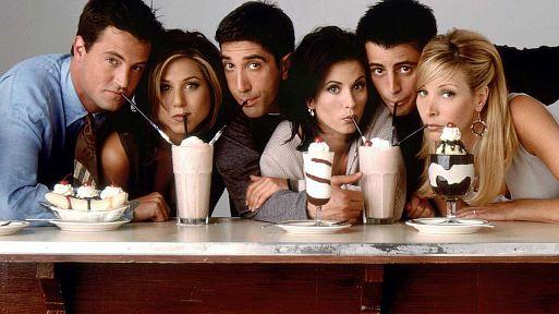 «Друзья» / Friends (1994, 10 сезонов)