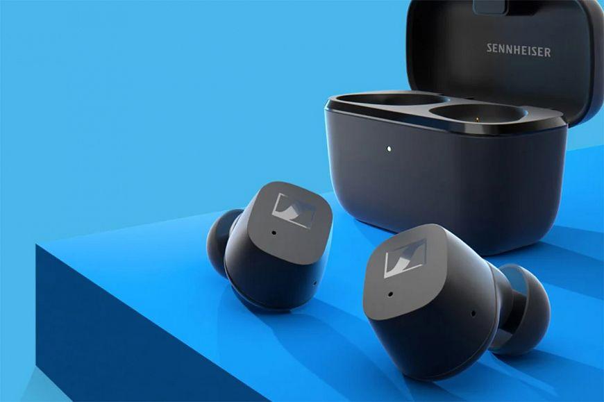 7. Sennheiser CX True Wireless