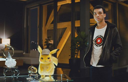 «Покемон. Детектив Пикачу» / Pokémon Detective Pikachu (2019)