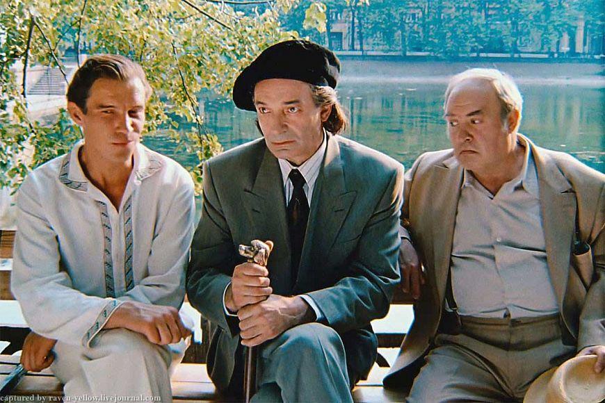 8. Мастер и Маргарита (1993)