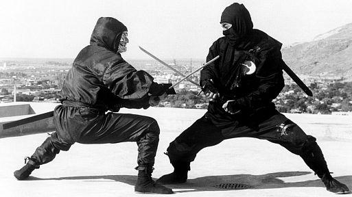 «Месть ниндзя» / Revenge of the Ninja (1983)