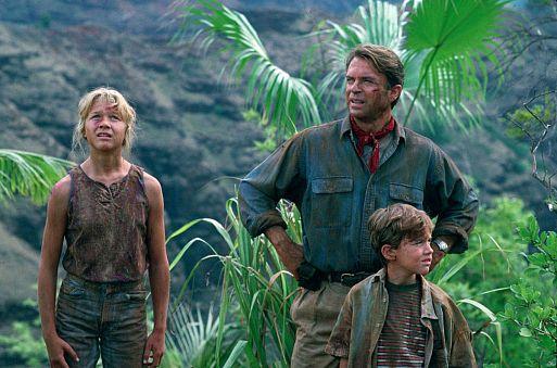 38. Парк юрского периода / Jurassic Park (1993)