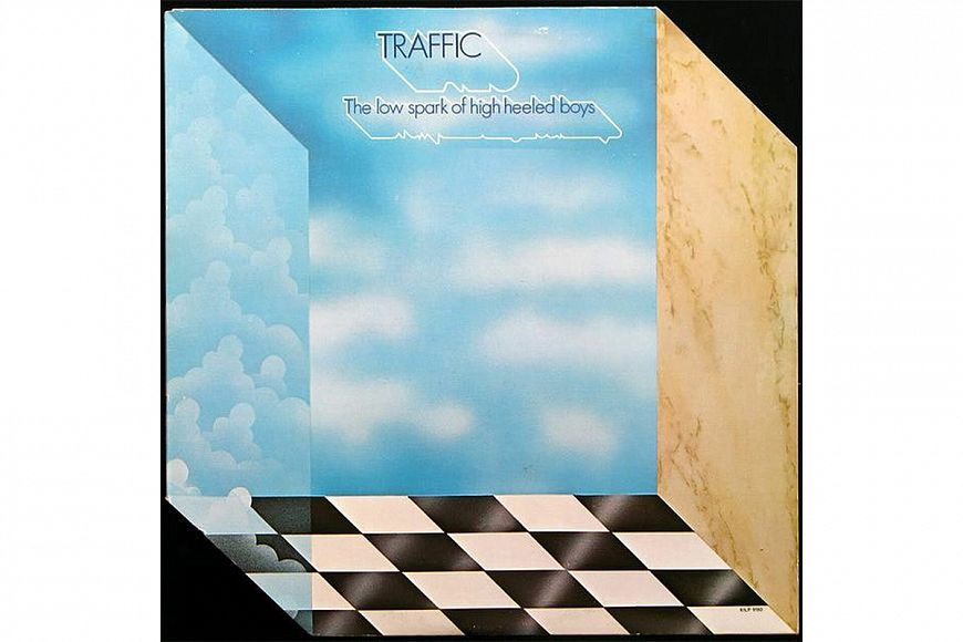 Traffic «The Low Spark Of High Heeled Boys»
