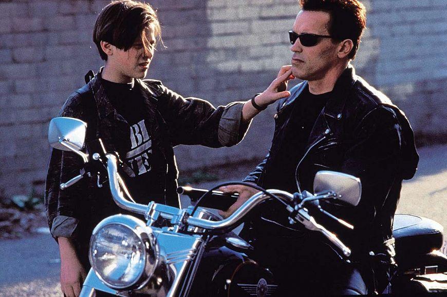1. Терминатор 2: Судный день / Terminator 2: Judgment Day (1991)