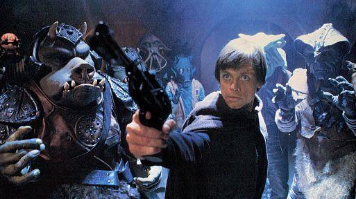 36. Звёздные войны. Эпизод 6: Возвращение джедая / StarWars: Episode VI – Return of the Jedi (1983)