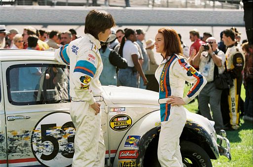 «Сумасшедшие гонки» / Herbie: Fully Loaded (2005)
