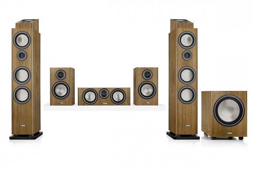 Canton Townus — серия акустических систем со строгим дизайном и немецким качеством