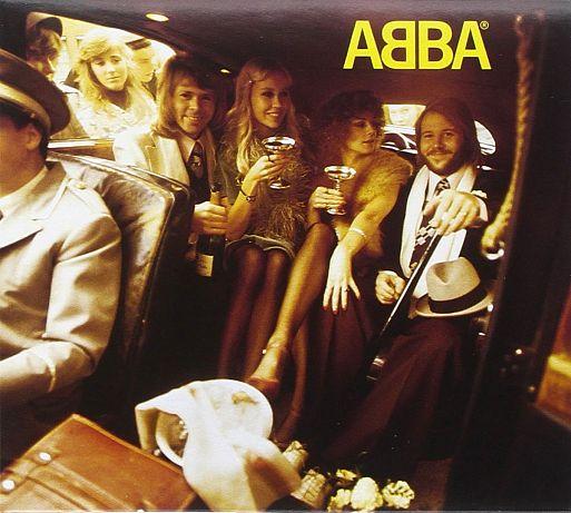 LP ABBA / The Album