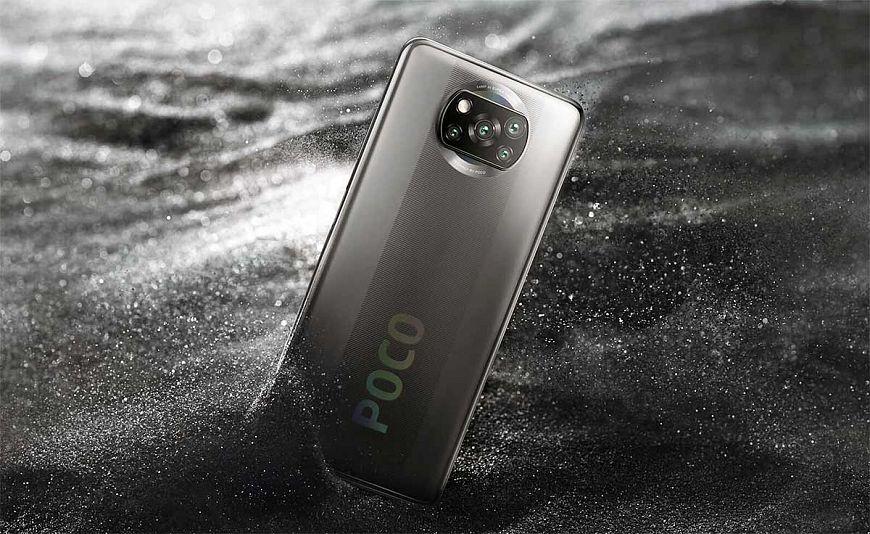 10. Xiaomi POCO X3 NFC