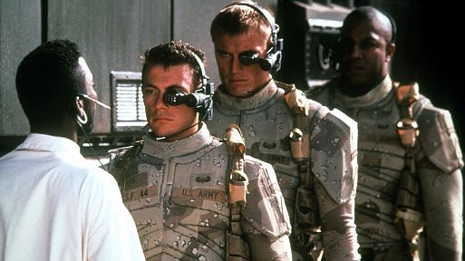 25. Универсальный солдат / Universal Soldier (1992)