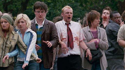 «Зомби по имени Шон» / Shaun of the Dead (2004)