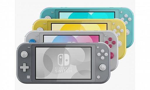 6. Игровая приставка Nintendo Switch Lite