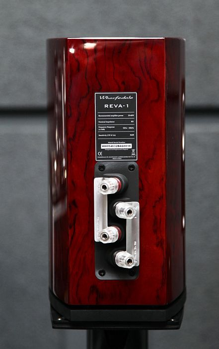 Полочные акустические системы Wharfedale Reva 1