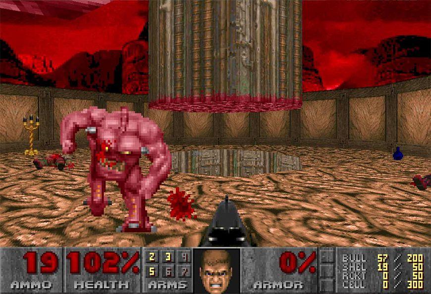 1. Ultimate Doom