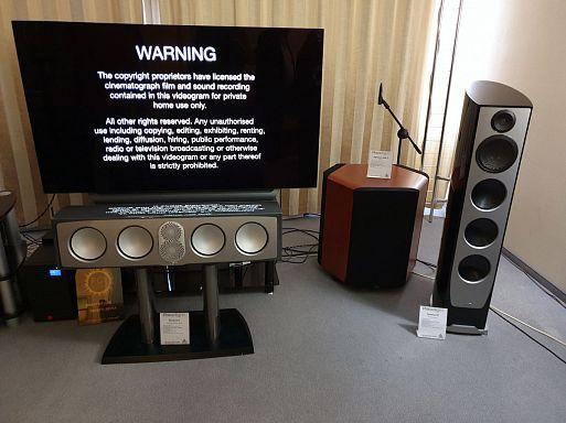 На выставке Hi-Fi & High End Show 2019