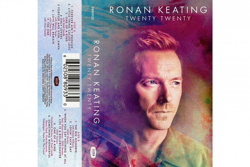 Ronan Keating  «Twenty Twenty»