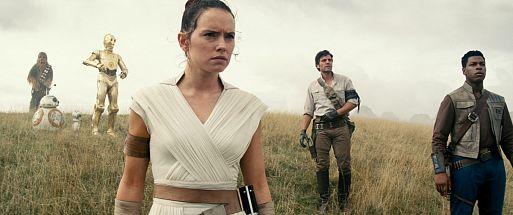 «Звёздные Войны: Скайуокер. Восход» / Star Wars: The Rise of Skywalker
