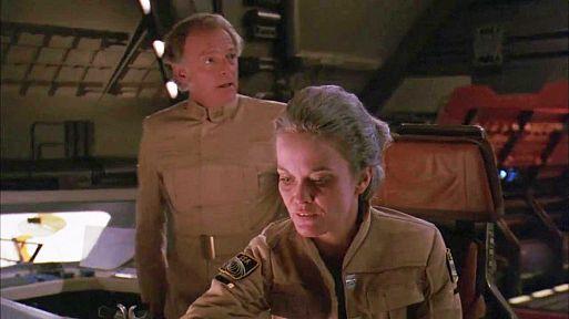 «Галактика ужаса / Galaxy of Terror (1981)